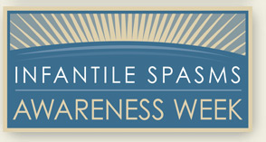 Infantile spasms awareness week